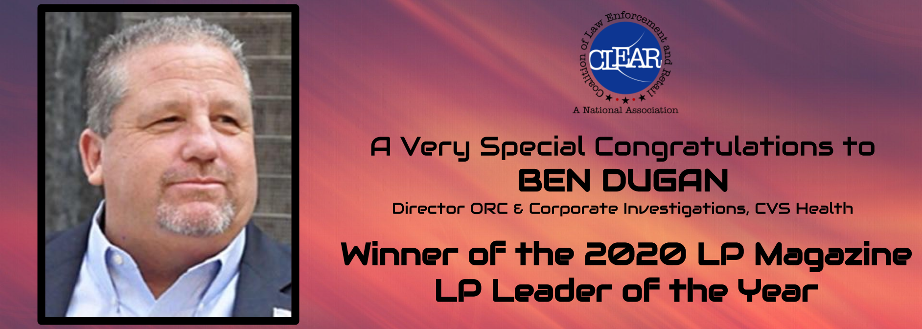 CLEAR Ben 2020 LPM LP Leader of the Year (2)